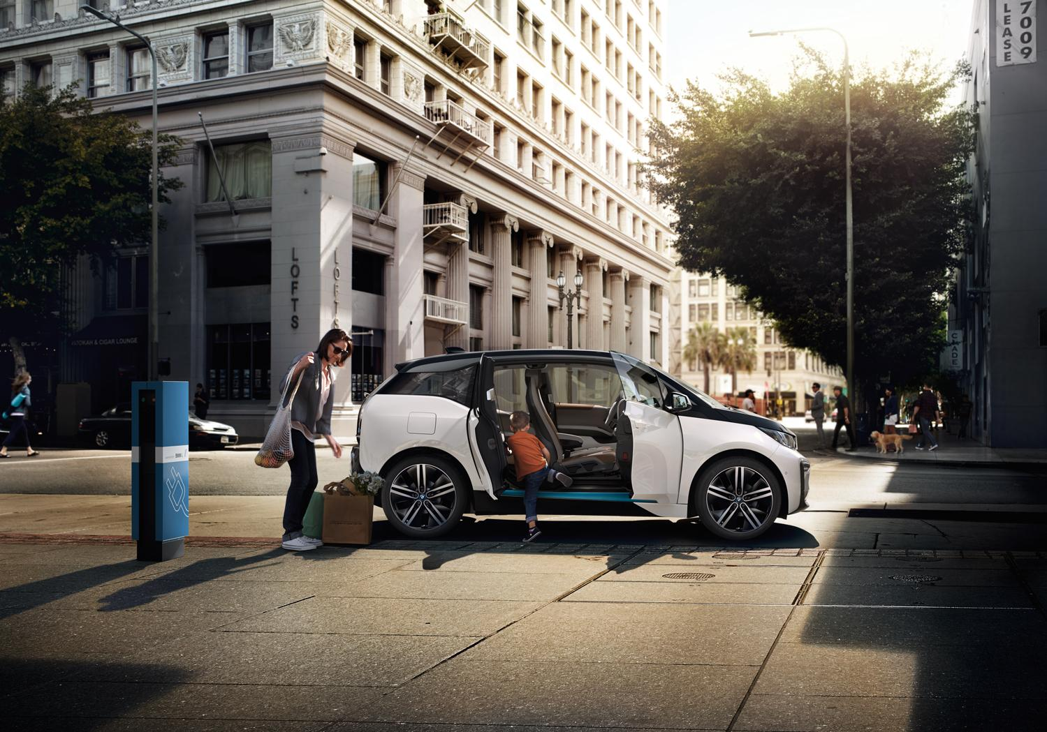 la nouvelle bmw i3 la voiture lectrique qui a d j un. Black Bedroom Furniture Sets. Home Design Ideas