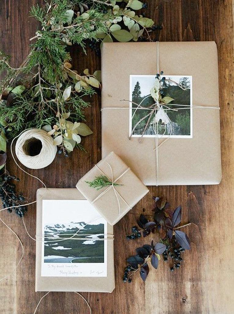 Emballage cadeau diy 25 id es d emballages cadeau qui font de l 39 effet elle - Idee emballage cadeau drole ...