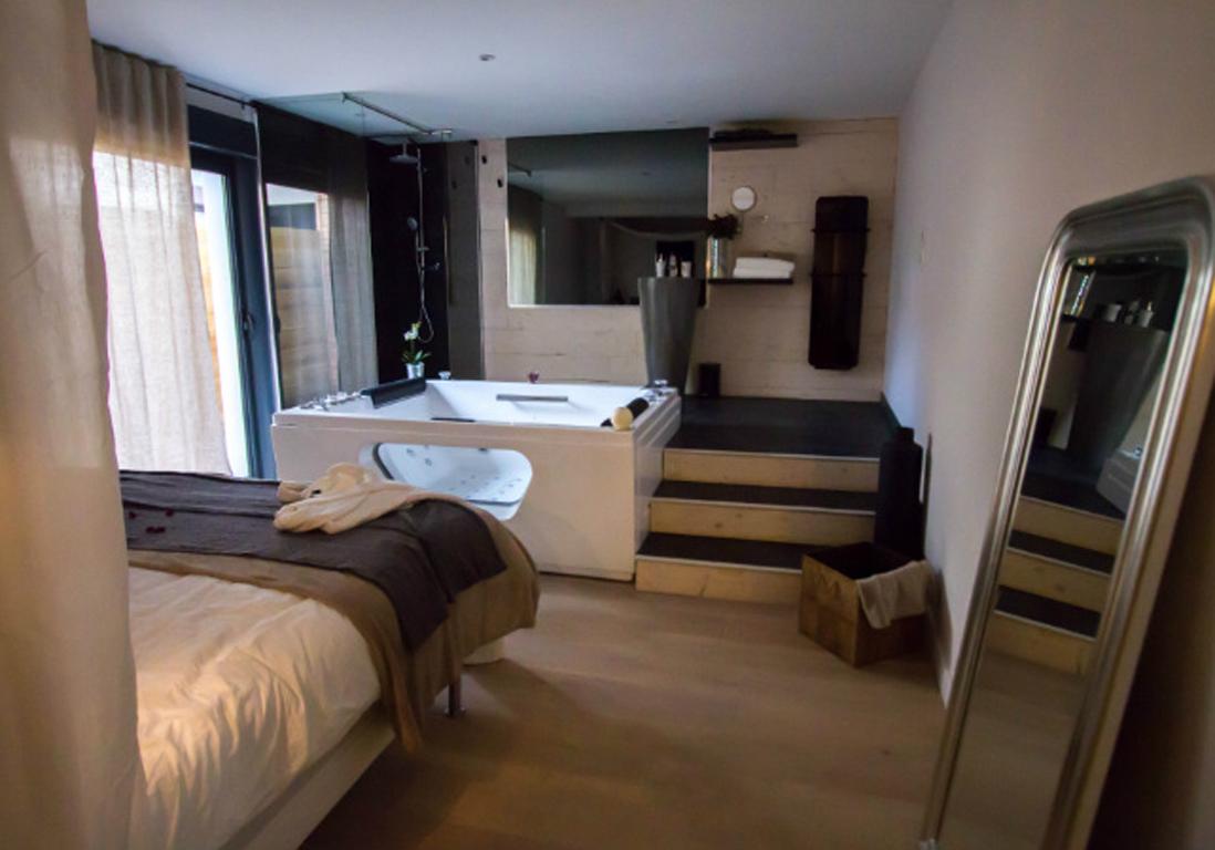 Love Loft, à Bordeaux   10 Hôtels Avec Jacuzzi Où Se Prélasser à Deux   Elle