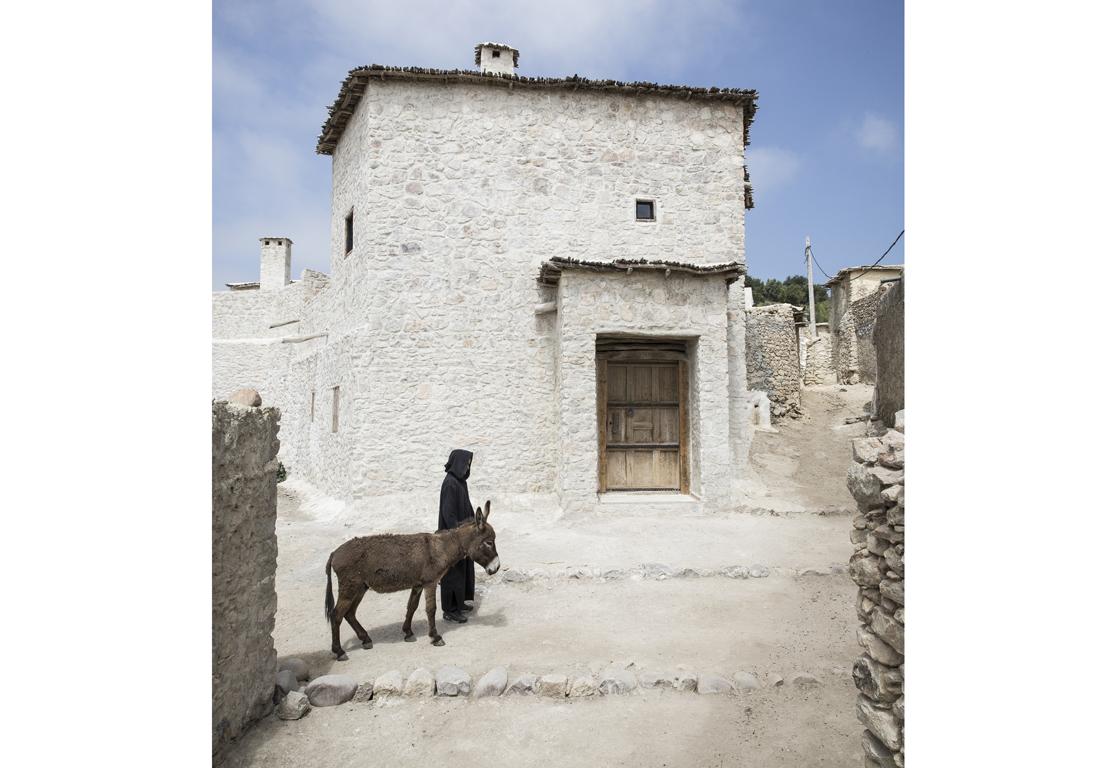 La maison blanche maison des r ves chapp e belle dans for Fondation maison du maroc