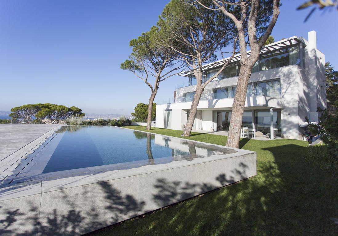10 villas avec piscine r server pour cet t elle - Hotel var avec piscine ...
