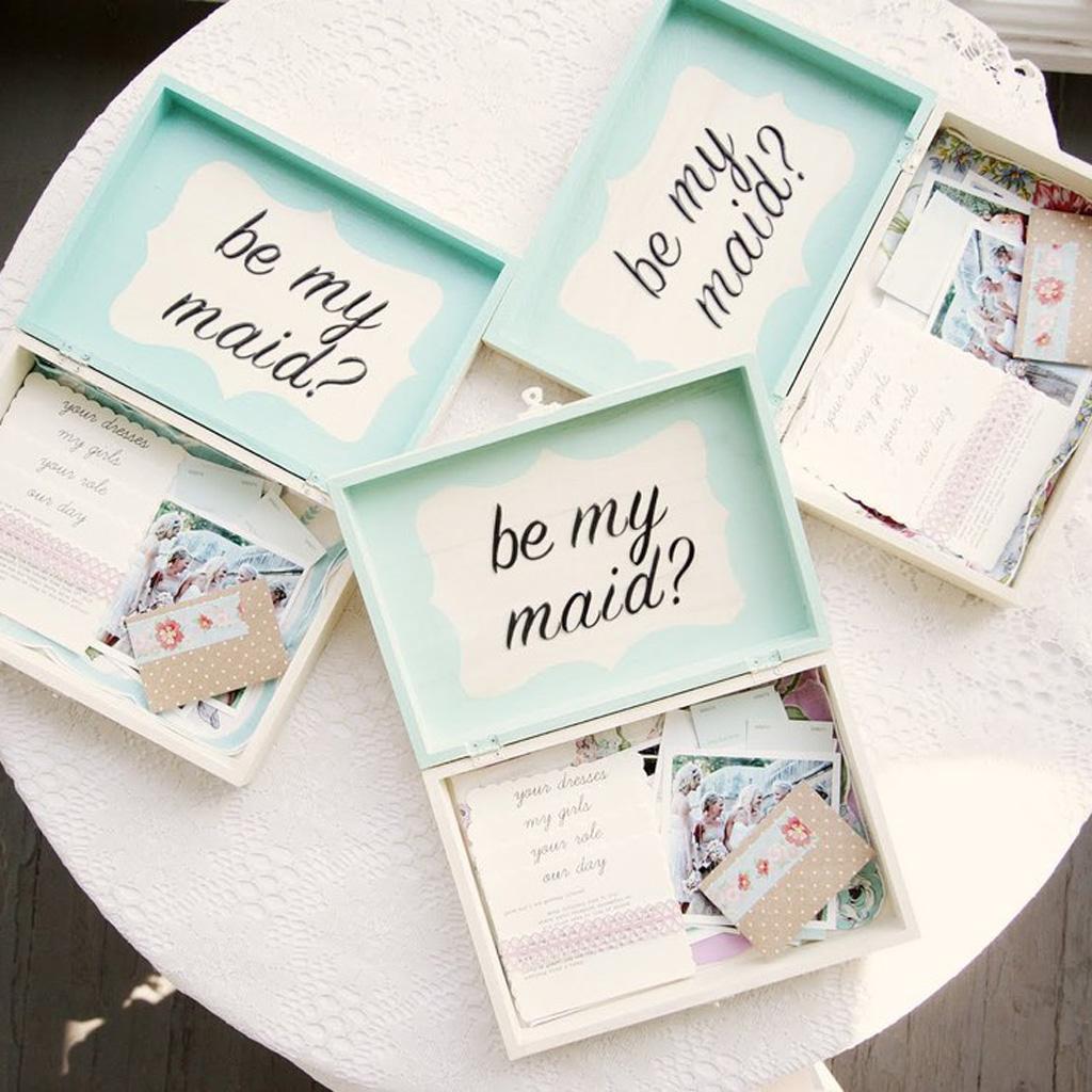Annonce Témoin Mariage en ce qui concerne la boîte à témoin - 11 adorables demandes de témoin de mariage - elle