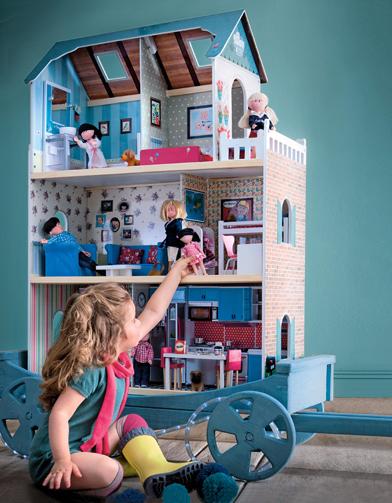 Maison en bois amanda family verbaudet 50 cadeaux pour - Amanda maison segunda mano ...