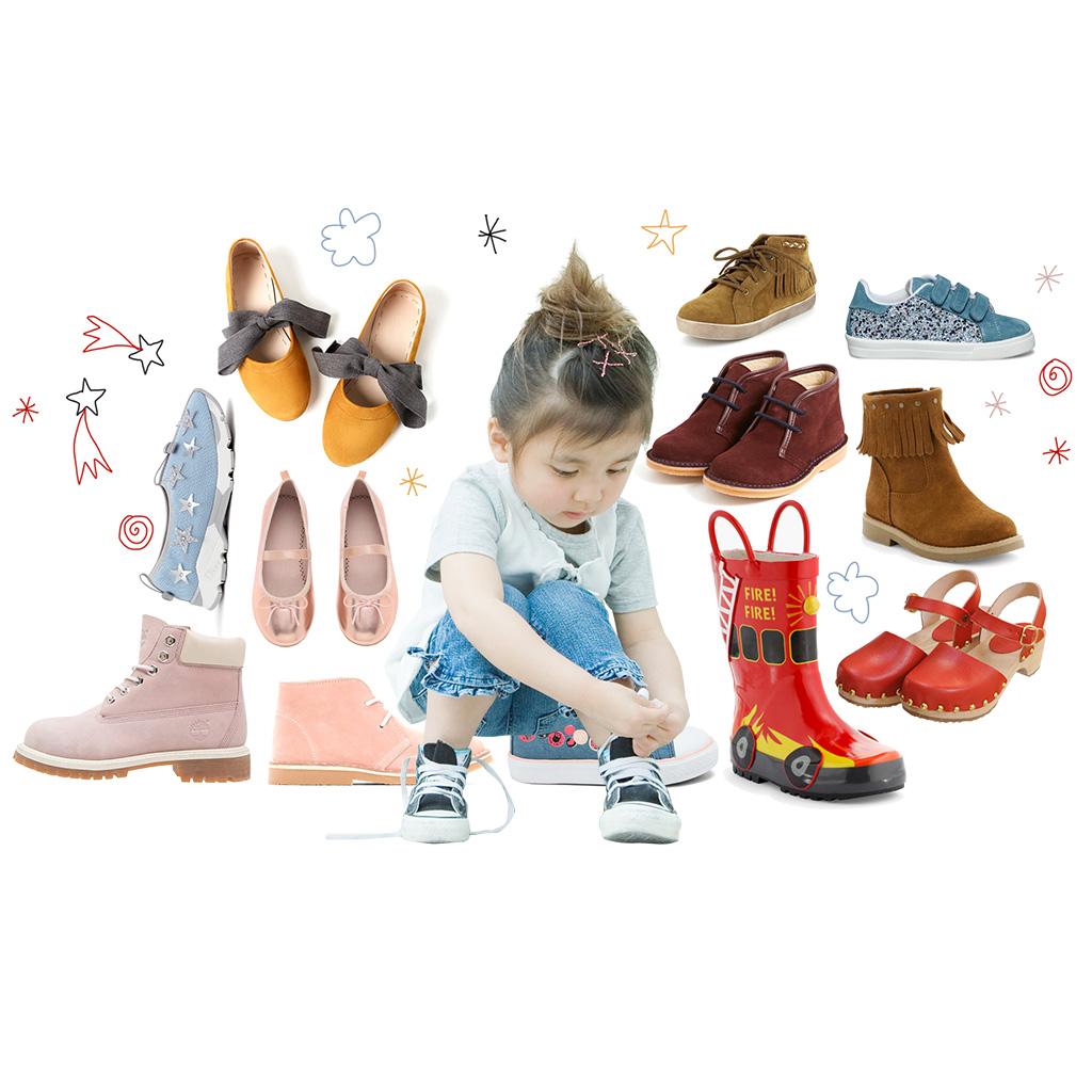 chaussure enfant 30 paires de chaussures enfants styl es pour la rentr e elle. Black Bedroom Furniture Sets. Home Design Ideas