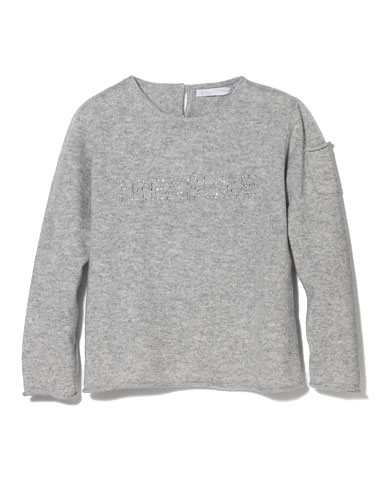 Pull cachemire fashion baby jolie maille elle for Pull cachemire enfant