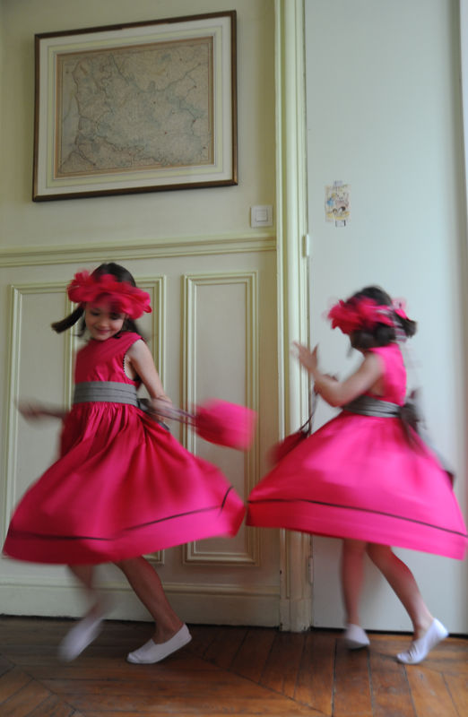 Robes de demoiselles d 39 honneur par f es piment es des cr ations originales pour votre mariage - Robe de demoiselle d honneur pour un mariage ...
