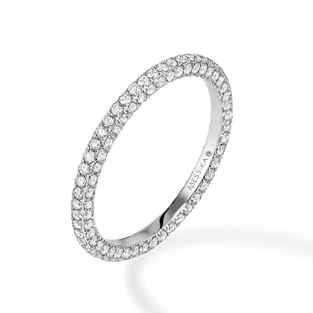 Favori Alliance originale Messika Joaillerie - Mariage : Une alliance  NC75