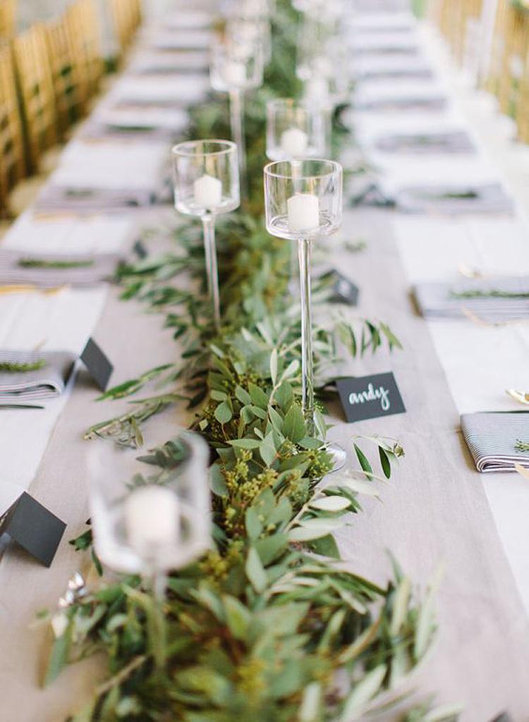 Bougeoir verre 20 bougeoirs qui ont du style elle - Bougeoir centre de table mariage ...