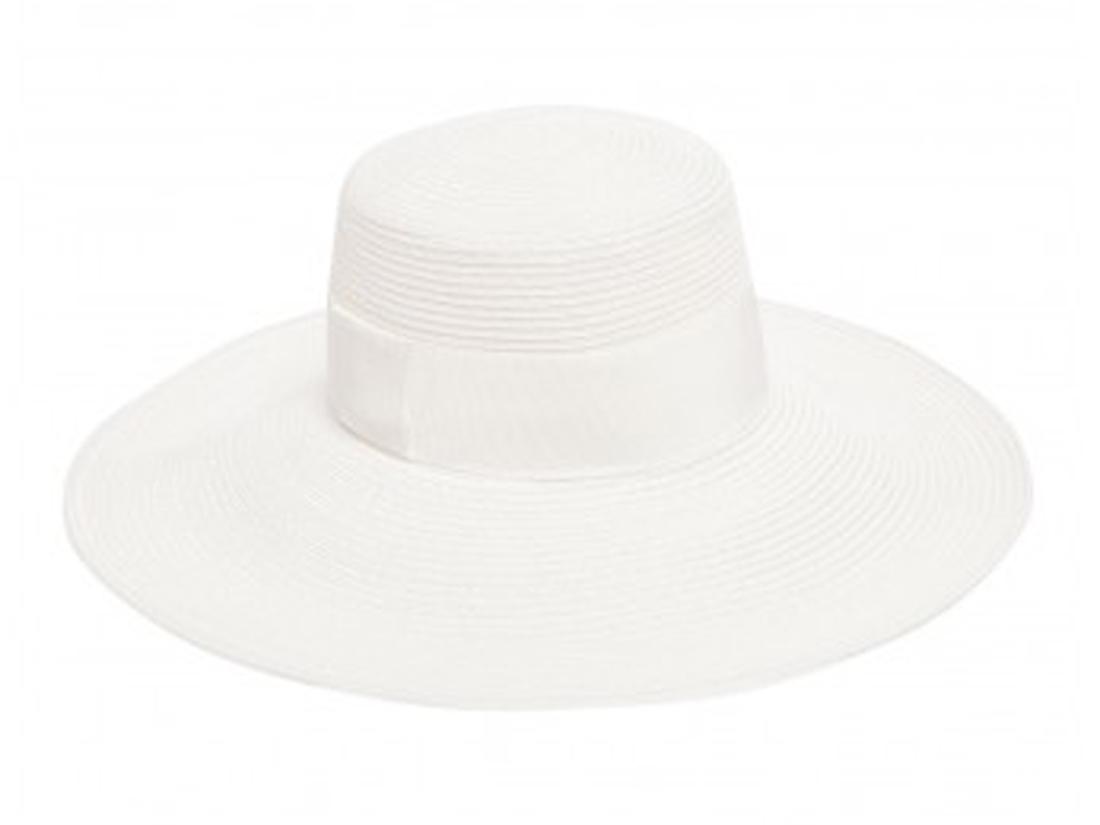 une capeline blanche quelle tenue pour aller un mariage printanier elle. Black Bedroom Furniture Sets. Home Design Ideas