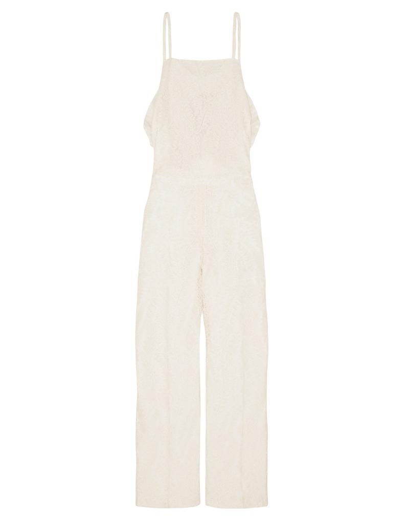 combinaison blanche bras nus n 21 30 combinaisons blanches pour moderniser la robe de mari e. Black Bedroom Furniture Sets. Home Design Ideas