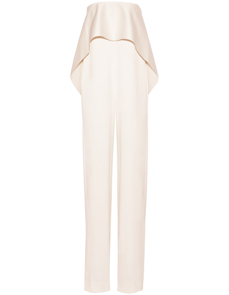 combinaison blanche solace london 30 combinaisons blanches pour moderniser la robe de mari e. Black Bedroom Furniture Sets. Home Design Ideas