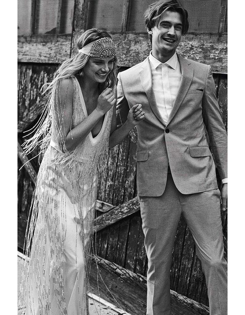 robe mariage r tro boh me 20 robes de mari e r tro pour avoir un look vintage le jour j elle. Black Bedroom Furniture Sets. Home Design Ideas