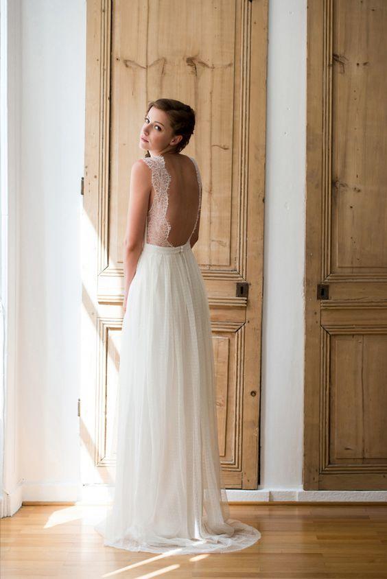 robe de mari e dentelle t 2016 30 robes de mari e en. Black Bedroom Furniture Sets. Home Design Ideas