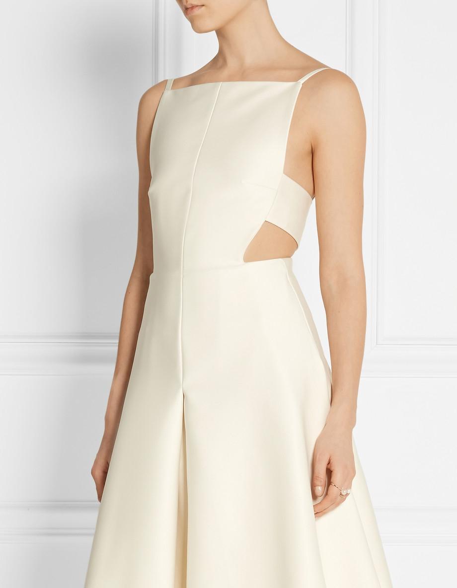 robe de mari e courte crue solace london les plus