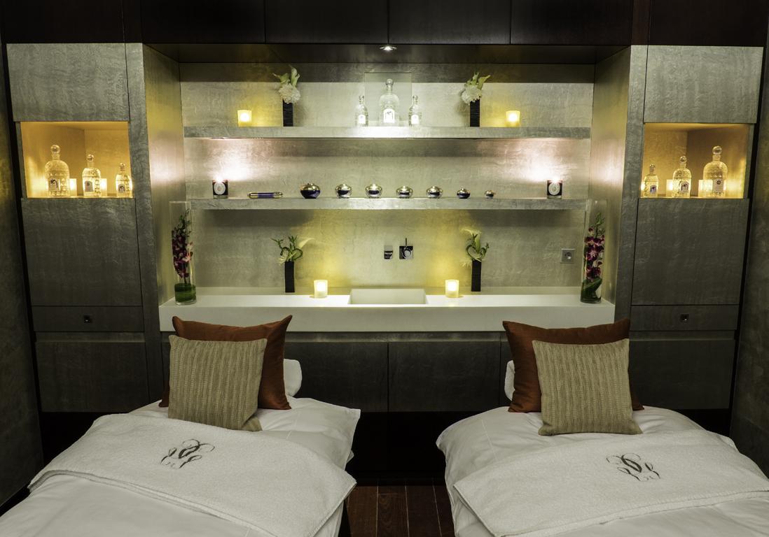 spa mandarin oriental notre avis sur le spa du mandarin oriental paris elle. Black Bedroom Furniture Sets. Home Design Ideas
