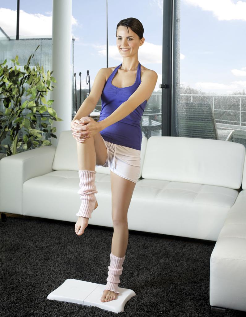 Wii u nitendo les 10 bonnes fa ons de faire du sport - Sport a la maison ...
