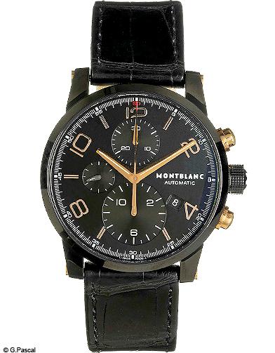 mode shopping tendances hommes accessoires montres montblanc hommes des montres pour remonter. Black Bedroom Furniture Sets. Home Design Ideas
