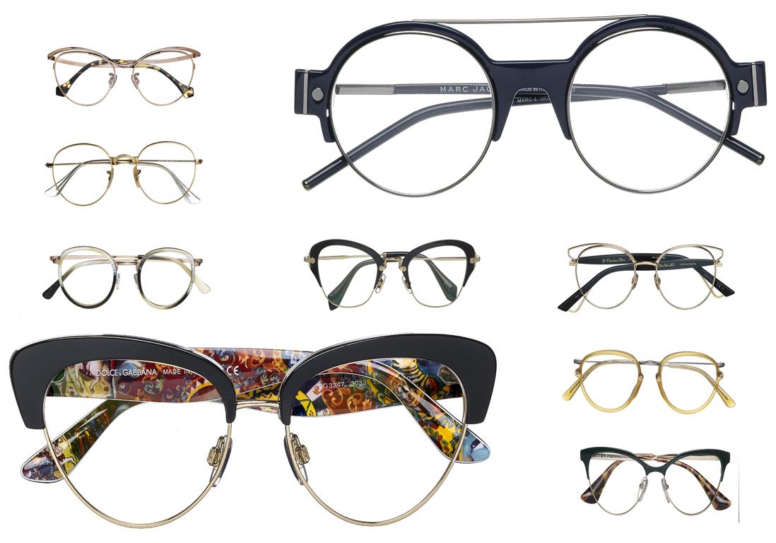 lunettes de vue les plus belles lunettes de vue pour femme elle. Black Bedroom Furniture Sets. Home Design Ideas