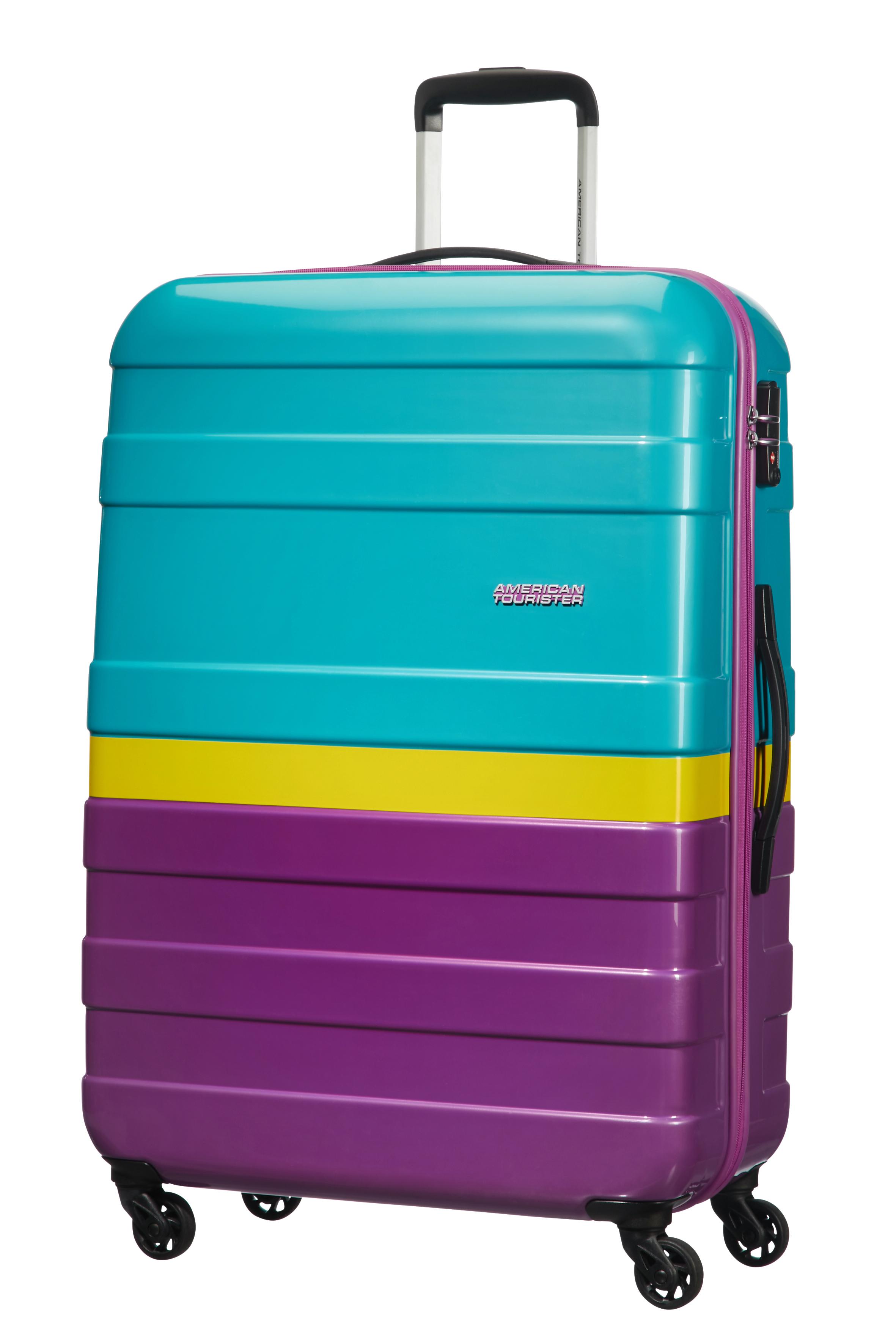 valise american tourister 20 valises pour voyager styl elle. Black Bedroom Furniture Sets. Home Design Ideas