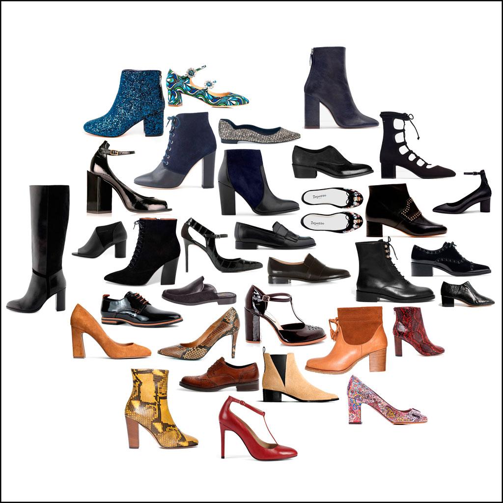chaussures hiver 2016 50 chaussures hiver pour avoir la plus belle paire aux pieds elle. Black Bedroom Furniture Sets. Home Design Ideas