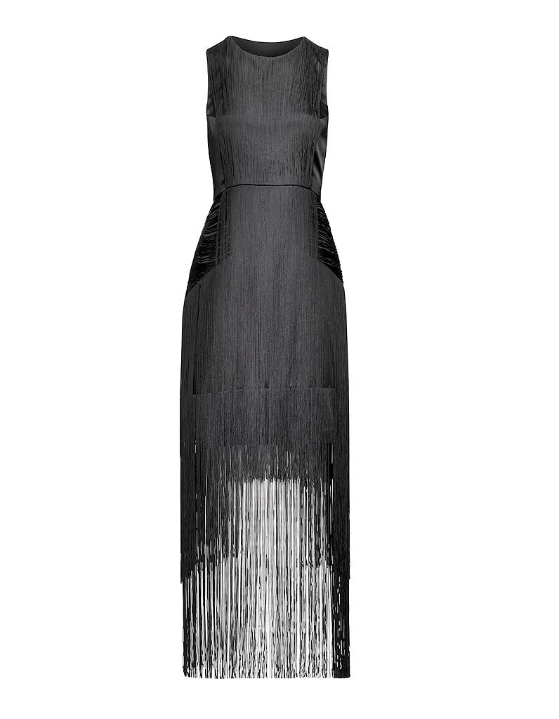 robe noire frang e h m conscious h m conscious 14. Black Bedroom Furniture Sets. Home Design Ideas