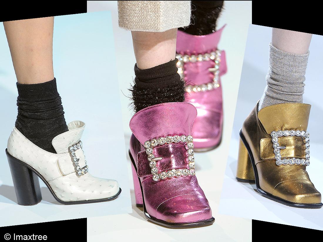 Très L comme Louis XIV, les souliers - L'abécédaire de la mode  IP71