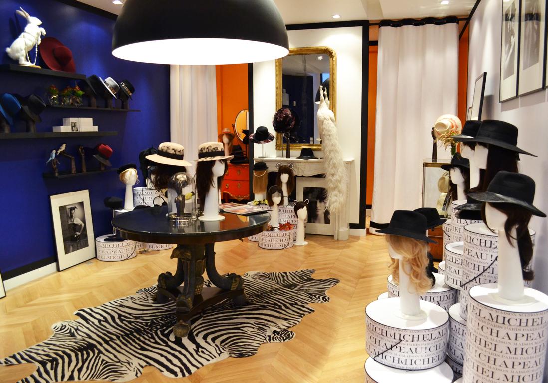 La boutique laetitia crahay nous ouvre les portes de la boutique maison mic - Magasin de la maison ...