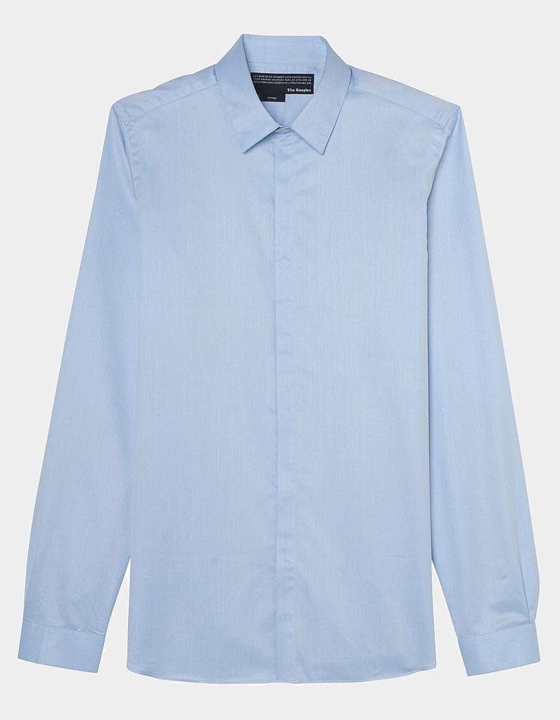 chemise the kooples shopping on s habille au rayon homme elle. Black Bedroom Furniture Sets. Home Design Ideas