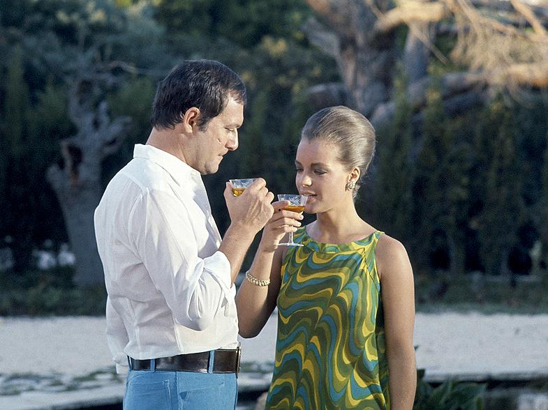 La piscine 1969 romy actrice fatale elle for La piscine movie