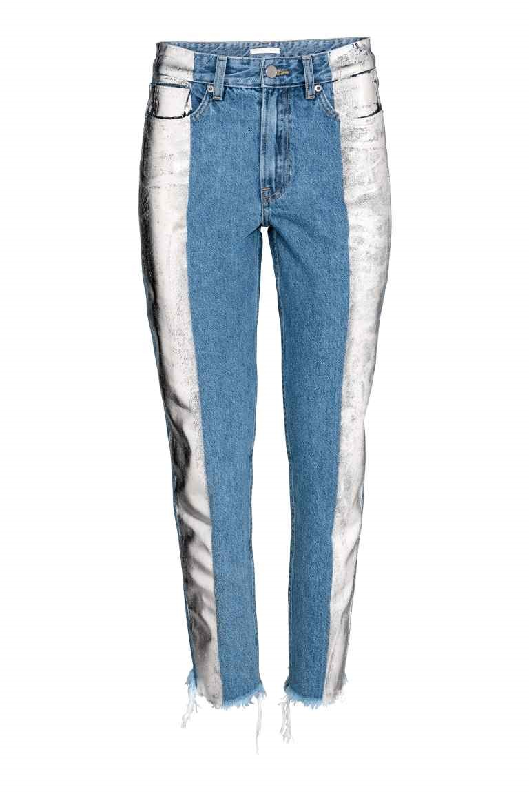 Women's H&M Jeans More product details Super Sqin Jeans by &DENIM. 5-pocket ultra low-rise, slim-fit jeans in washed denim with ultra-slim legs and a zip fly. 80% cotton, 2% elastane, 18% vip7fps.tk: $