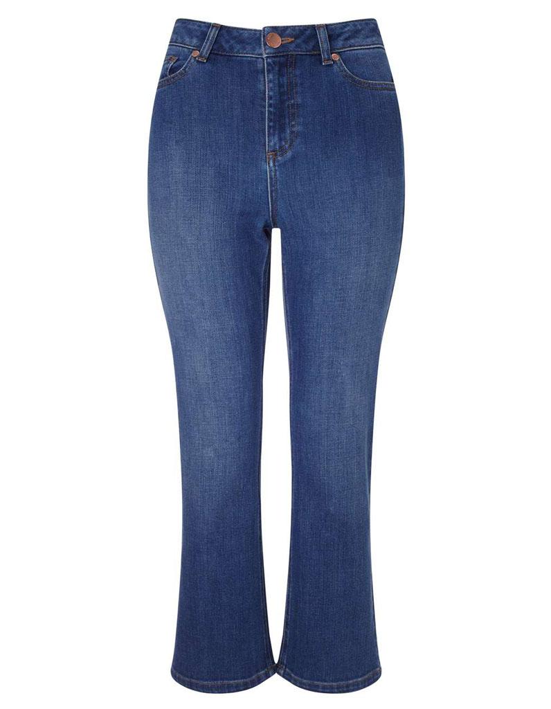 Très Pantacourt en jean flare Miss Selfridge - 20 modèles qui  VW92