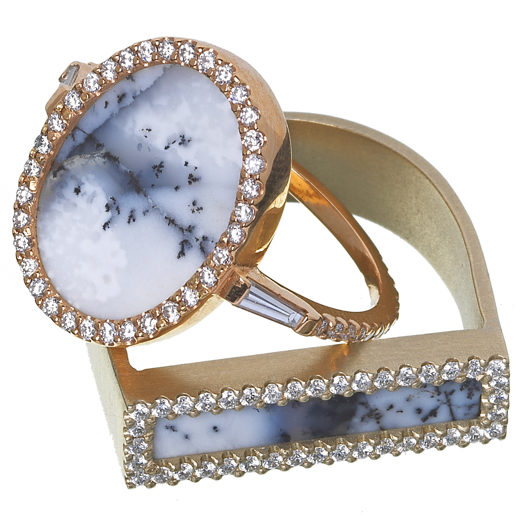 bague couleur avec diamants 16 bagues de couleur pour dire adieu la grisaille elle. Black Bedroom Furniture Sets. Home Design Ideas