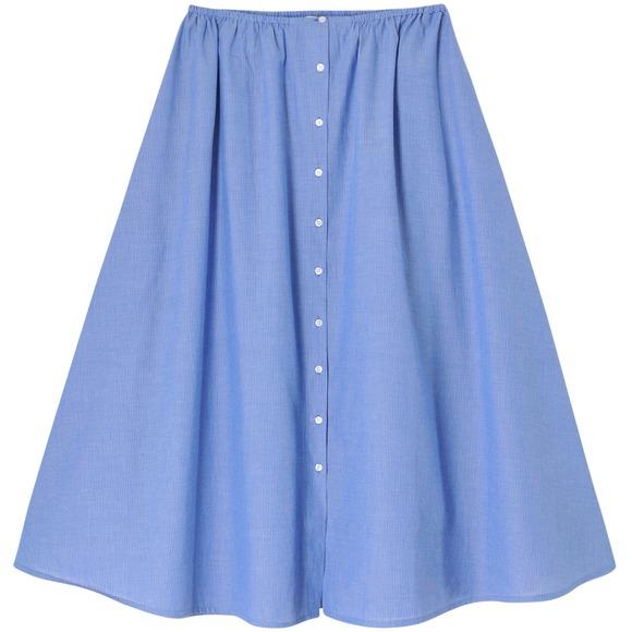 jupe longue galeries lafayette 20 jupes longues pour un. Black Bedroom Furniture Sets. Home Design Ideas