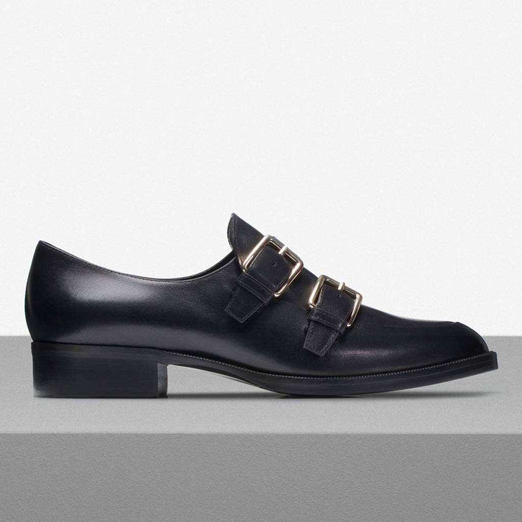 chaussures uterque soldes hiver 2015 50 articles moins de 100 euros elle. Black Bedroom Furniture Sets. Home Design Ideas
