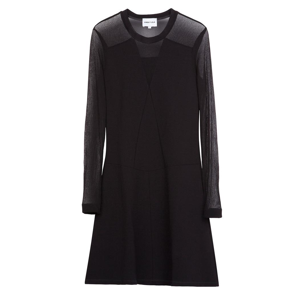 Robe comptoir des cotonniers hiver 2015 - Collection comptoir des cotonniers hiver ...