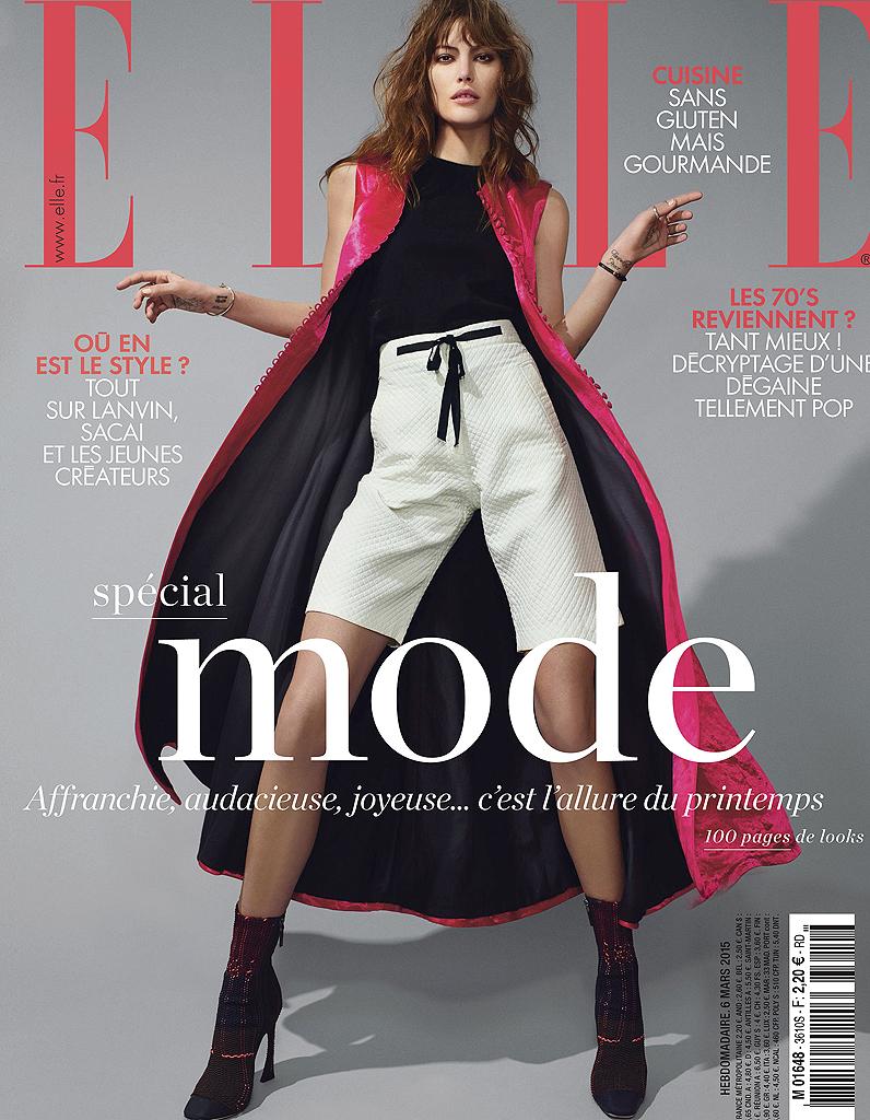 Mod Elle Magazine: Spécial Mode : La Nouvelle ELLE