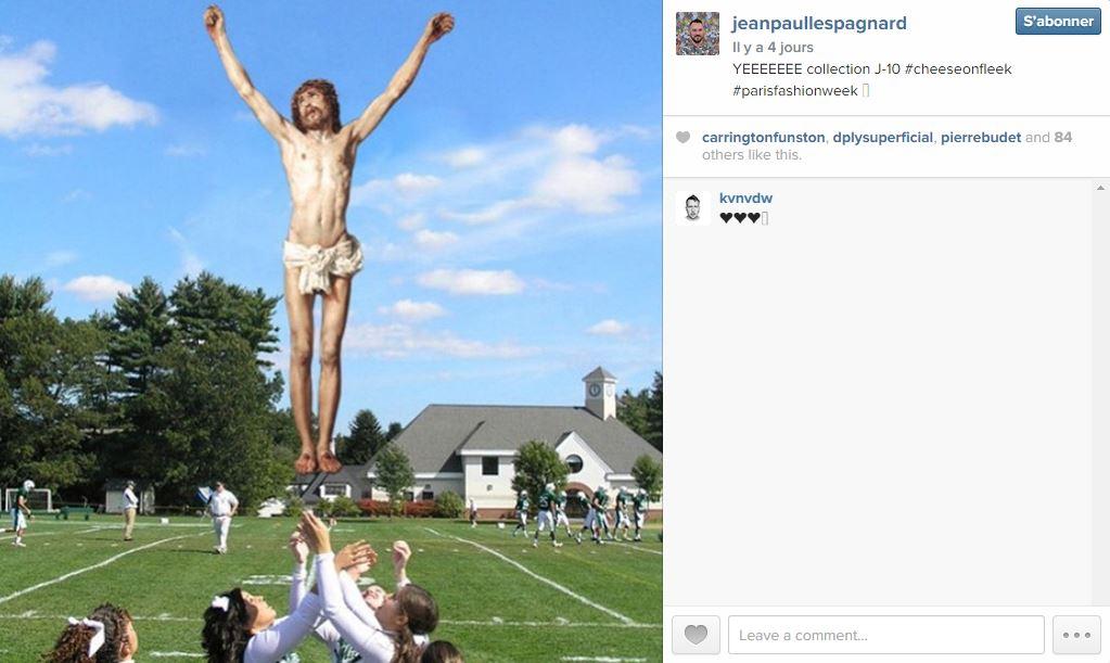 Jean paul lespagnard les 101 comptes instagram suivre pendant la fashion week elle - Qui suivre sur instagram ...