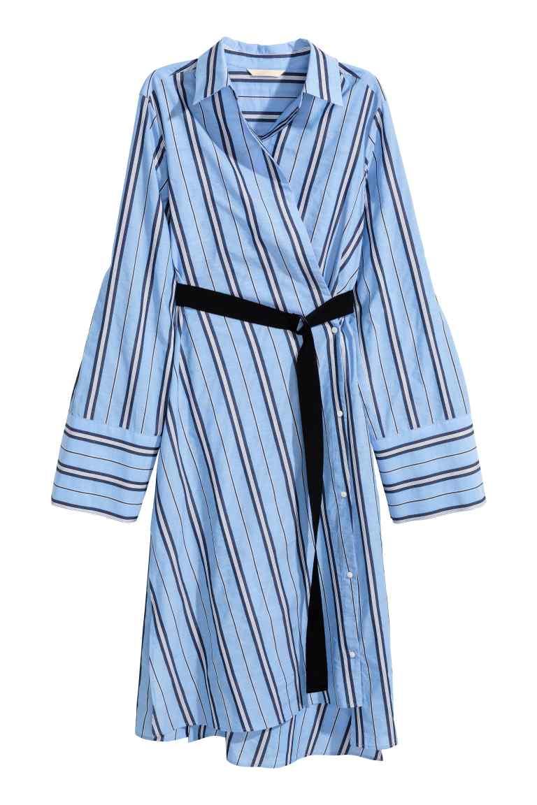 robe chemise h m 15 pi ces h m qui paraissent 10 fois leur prix elle. Black Bedroom Furniture Sets. Home Design Ideas
