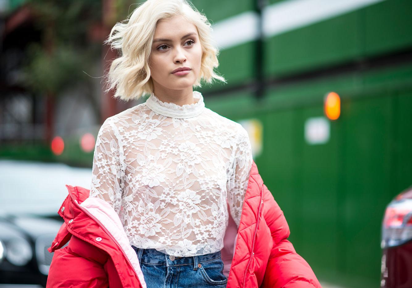 Les 15 tendances mode incontournables de l 39 hiver 2017 elle - Style hiver 2017 ...
