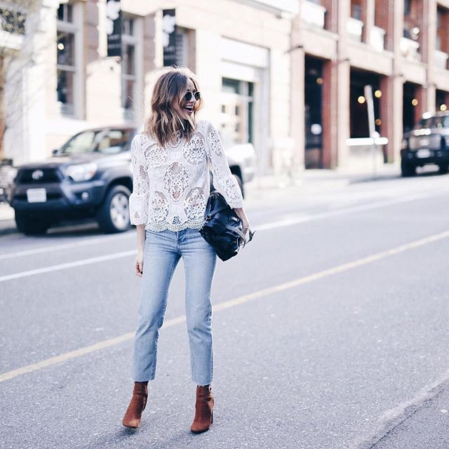 Look Instagram De Printemps Street Style 20 Jolis