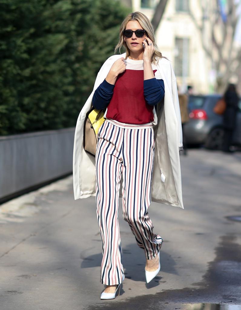 Street style  et si le pantalon XXL était le nouveau slim ?