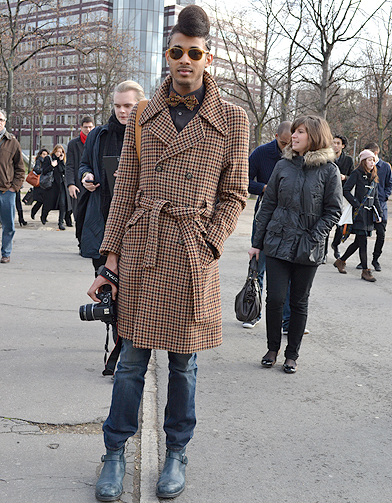 mode street style homme look tendances defiles haute couture paris 8 street style les mecs. Black Bedroom Furniture Sets. Home Design Ideas