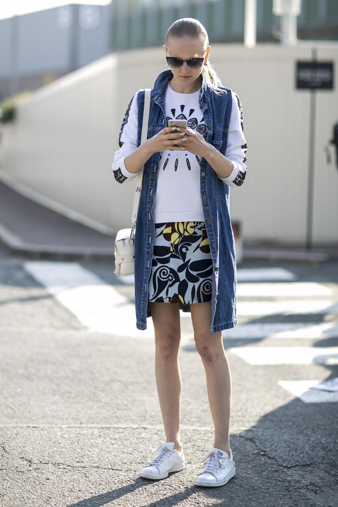 Style casual décalé