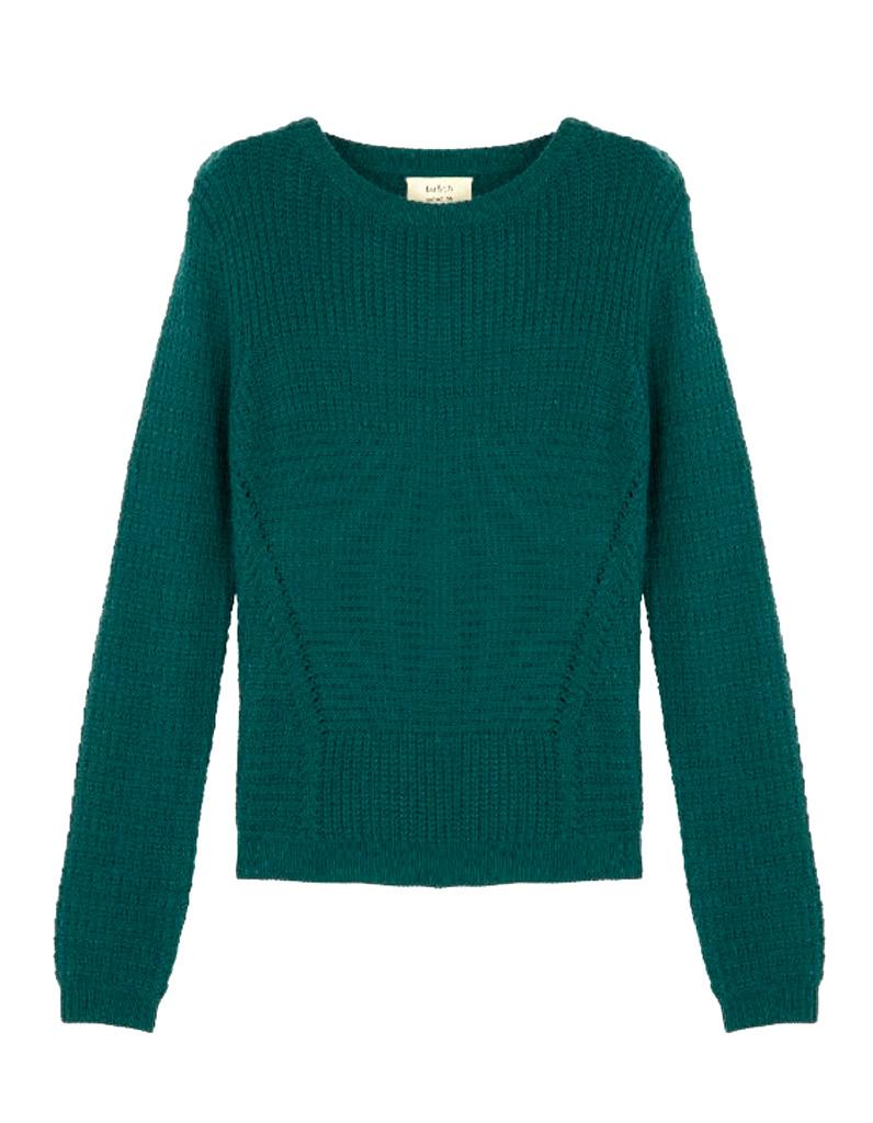 pull en laine femme bash 30 pulls en laine pour tre au. Black Bedroom Furniture Sets. Home Design Ideas