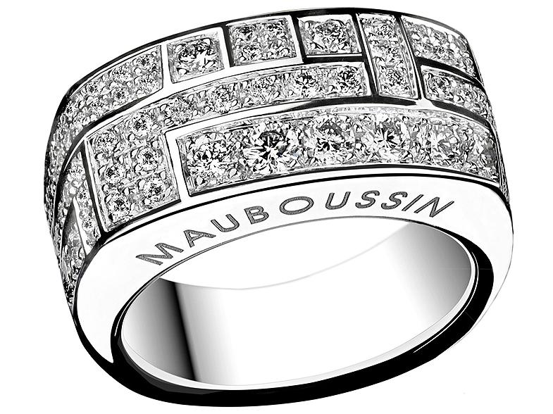 Connu Mauboussin - Bagues de fiançailles : nos coups de cœur ! - Elle NK57