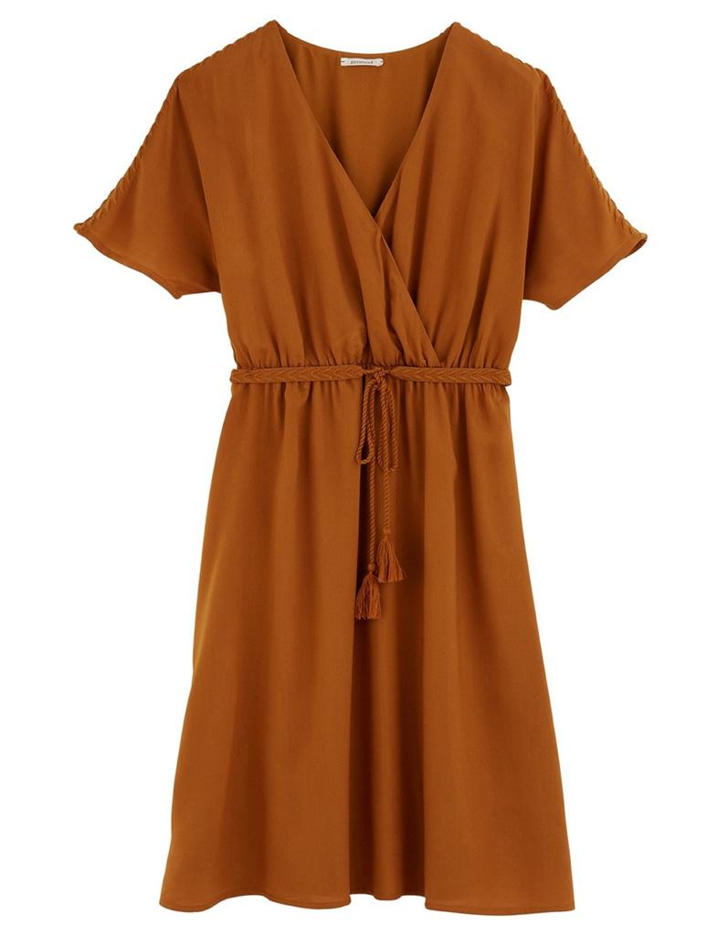 belle robe promod 30 belles robes pour le retour des beaux jours elle. Black Bedroom Furniture Sets. Home Design Ideas