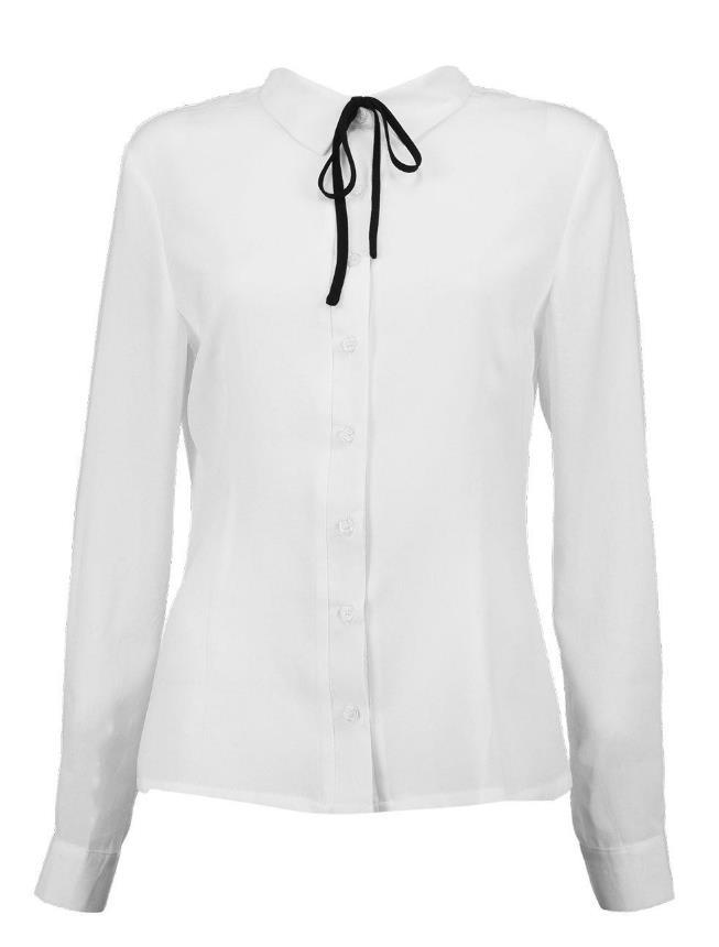 chemise femme blanche 21 chemises pour passer du bureau au resto elle. Black Bedroom Furniture Sets. Home Design Ideas