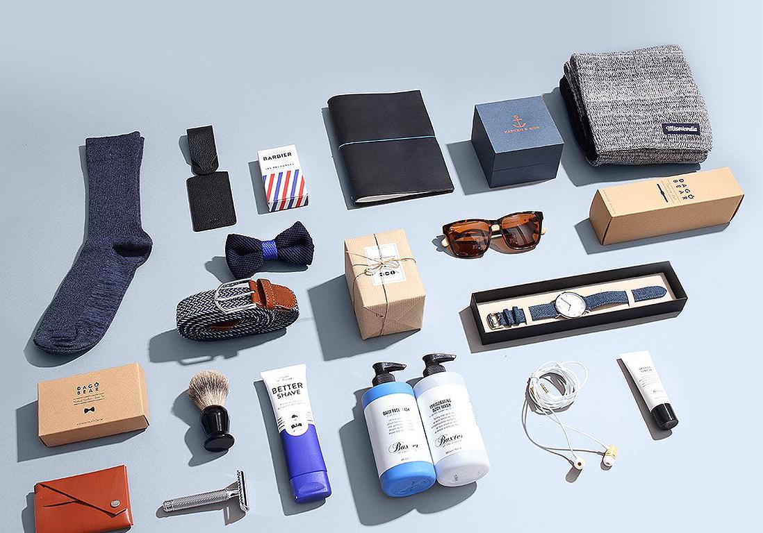 la plus masculine le top des box offrir no l elle. Black Bedroom Furniture Sets. Home Design Ideas