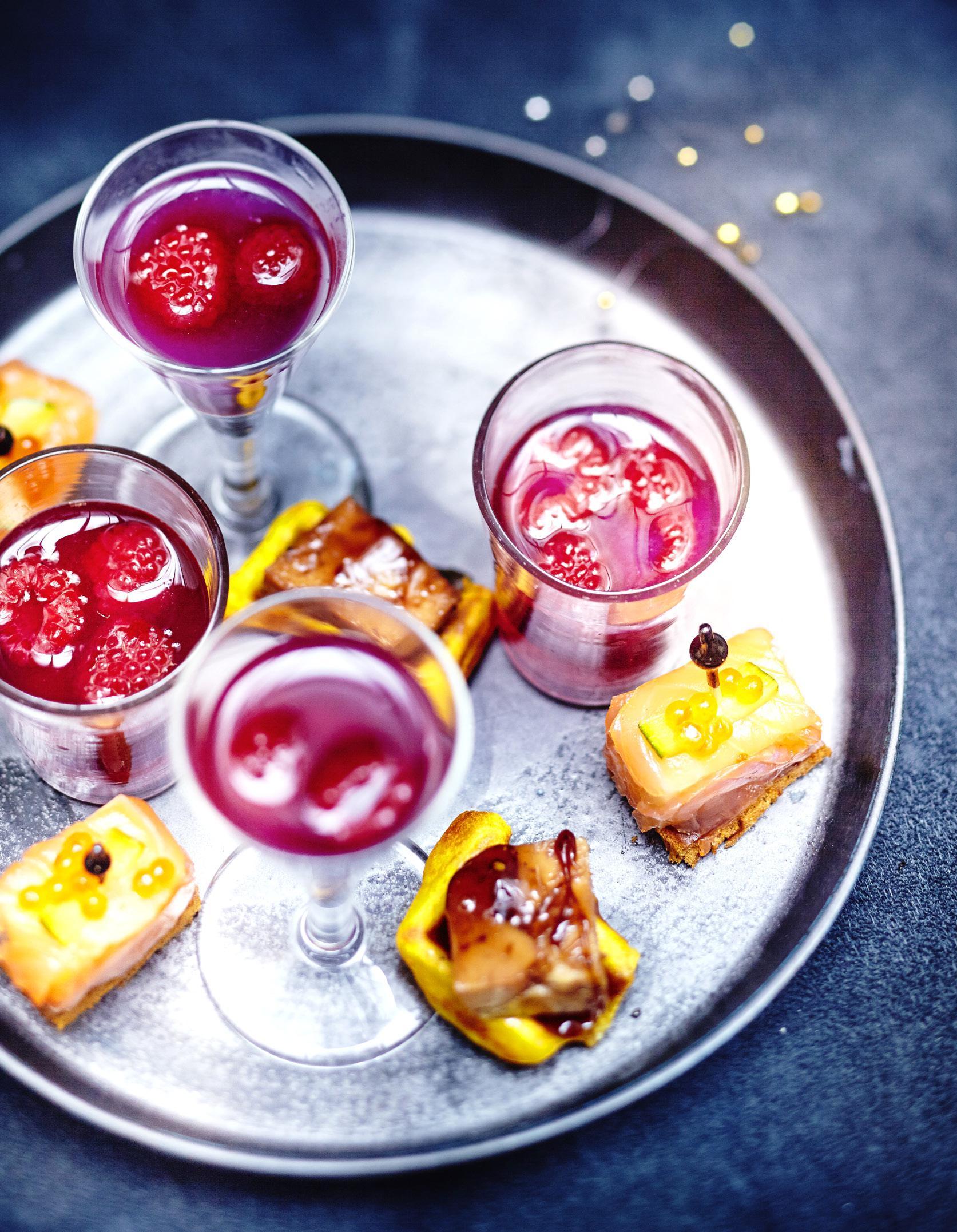 gaufres de potimarron au foie gras pour 6 personnes recettes elle. Black Bedroom Furniture Sets. Home Design Ideas