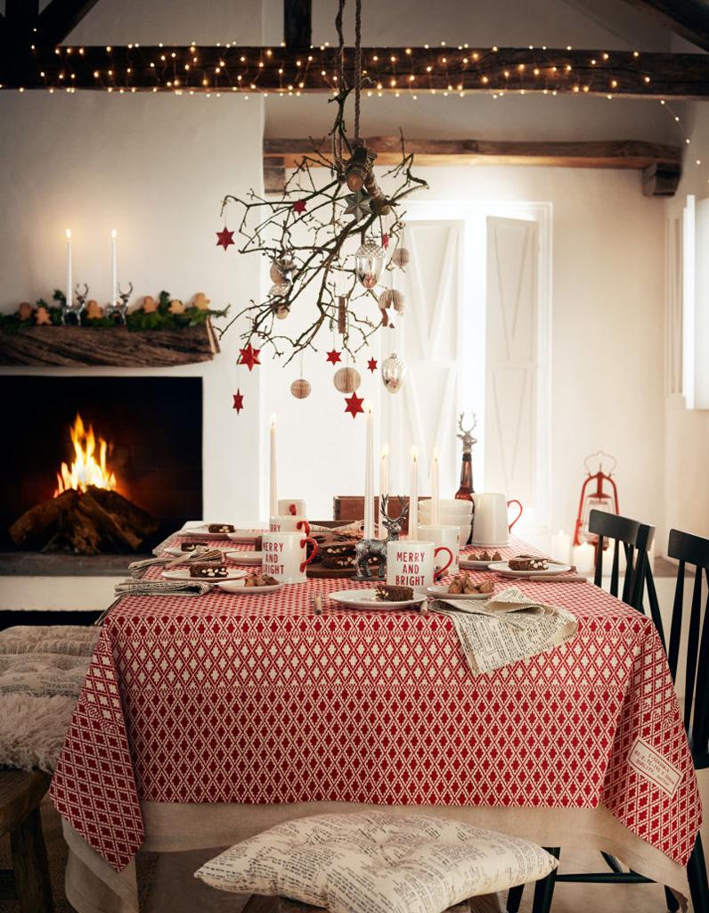40 jolies tables de f te elle for Photos decoration